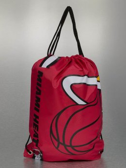 Forever Collectibles Gymnastikpose NBA Cropped Logo Miami rød