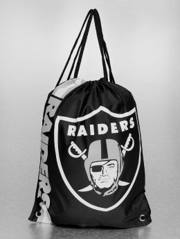 Forever Collectibles Gymnastikpose NFL Cropped Logo LA Raiders sort
