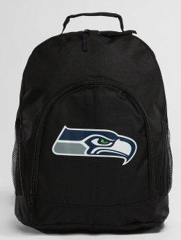 Forever Collectibles Plecaki NFL Seattle Seahawks czarny