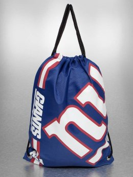 Forever Collectibles Sac à cordons NFL Cropped Logo New York Giants bleu