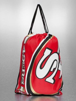 Forever Collectibles Sac à cordons NFL Cropped Logo San Francisco 49ers rouge