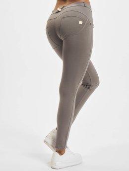 Freddy Облегающие джинсы Regular Waist серый