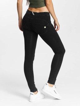 Freddy Облегающие джинсы Regular Waist черный