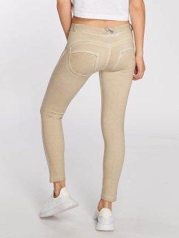 Freddy Jeans slim fit Pantalone 7/8 beige