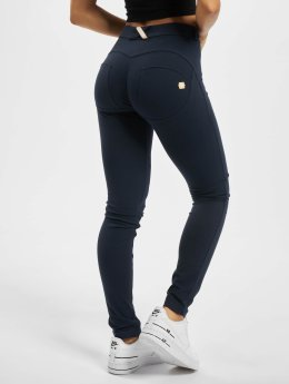 Freddy Skinny Jeans Regular Waist šedá