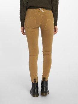 Freddy Skinny Jeans Regular  bezowy