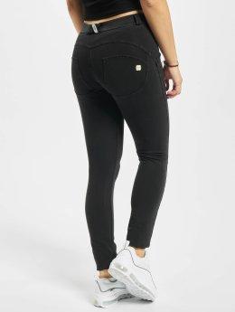 Freddy Skinny Jeans Regular  czarny