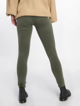 Freddy Skinny jeans Regular olijfgroen