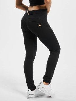 Freddy Slim Fit Jeans Regular Waist nero