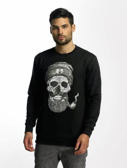 French Kick Pullover Grand Barbu schwarz