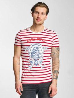French Kick T-paidat Froussard punainen