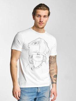 French Kick T-Shirt Marly blanc