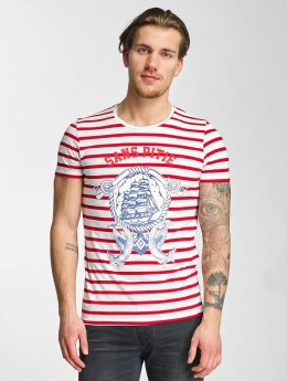 French Kick t-shirt Froussard rood
