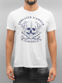 French Kick t-shirt Amphitryon wit