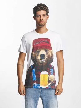 French Kick t-shirt Acolo wit