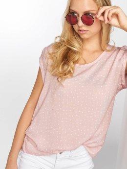 Fresh Made Camicia/Blusa Heart rosa chiaro