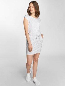 Fresh Made Dress Hearts grey