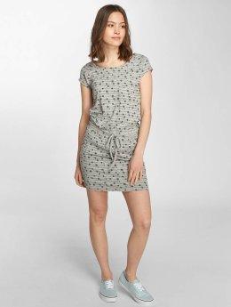 Fresh Made Dress Flowers grey