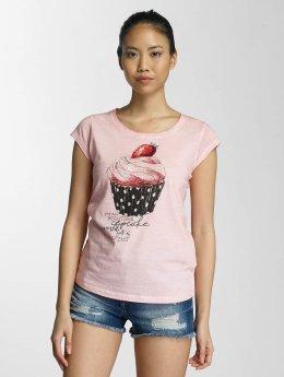 Fresh Made T-Shirt Muffin rosa