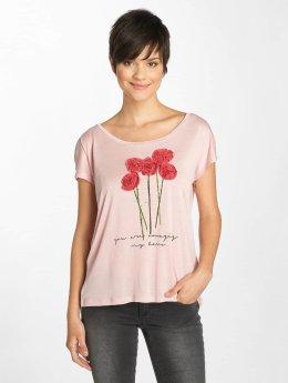 Fresh Made T-Shirt Rose rosa