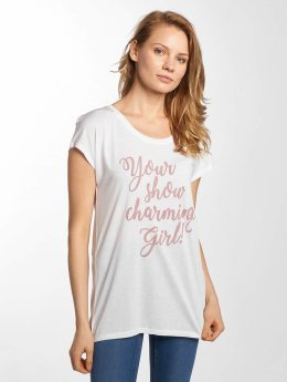 Fresh Made T-Shirt Your Show weiß