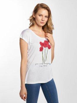 Fresh Made Tričká Rose biela