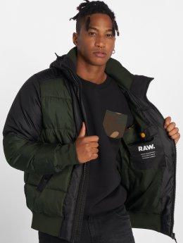 G-Star Зимняя куртка Whistler Quilted Bomber оливковый