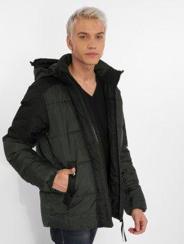 G-Star Зимняя куртка Whistler Quilted серый