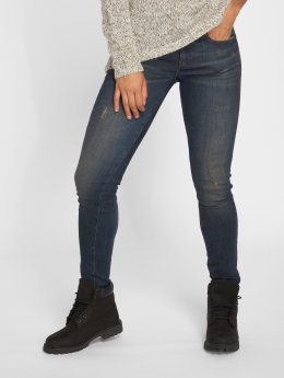 G-Star Облегающие джинсы Deconst Mid синий