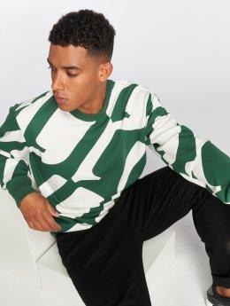 G-Star Пуловер Hyce Stalt зеленый
