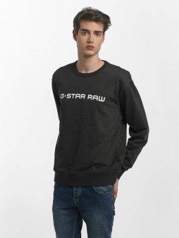 G-Star Пуловер Loaq Heavy Sherland черный