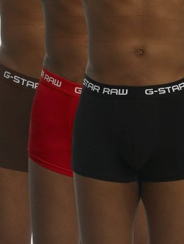 G-Star Boxershorts Classic Trunk 3 Pack rot