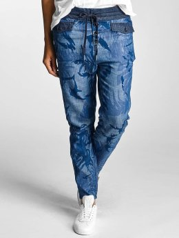 G-Star Boyfriend jeans Army BTN Sport Light WT Boll Denim HW AO blauw