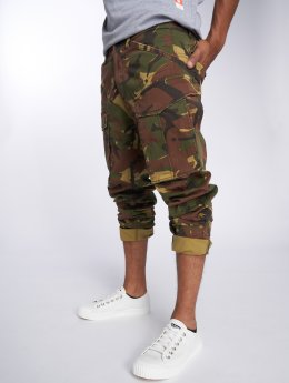 G-Star Cargo pants Rovic 3D Premium Micro Street Twill kamufláž