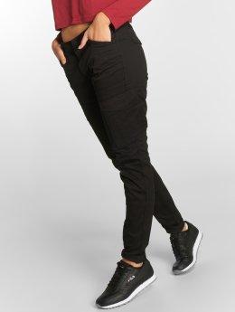 G-Star Cargo pants Rovic Mid Skinny svart
