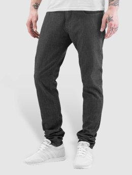 G-Star Dżinsy straight fit 3301 Deconstructed szary