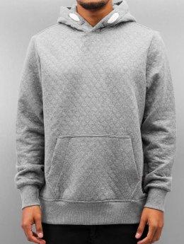 G-Star Hoody Heldrex Hooded Utah Jacquard grijs