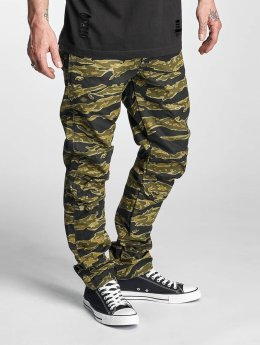 G-Star Jean carotte antifit 5622 3D Tapered Lucas Canvas Woodland Camo camouflage
