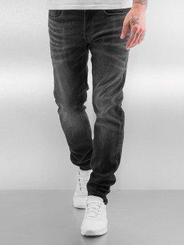 G-Star Jean skinny 3301 Slim Skop Black Strech Denim gris