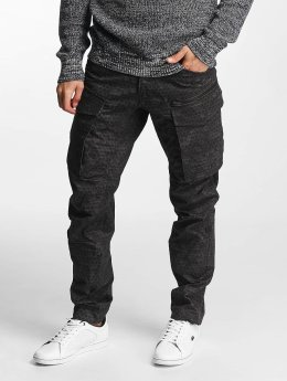 G-Star Loose Fit Jeans Rovic schwarz