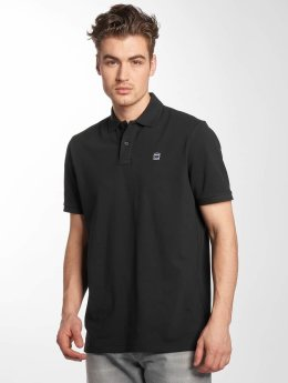 G-Star Poloshirt Dunda Premium schwarz
