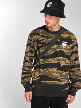G-Star Pullover Tertil Stalt camouflage