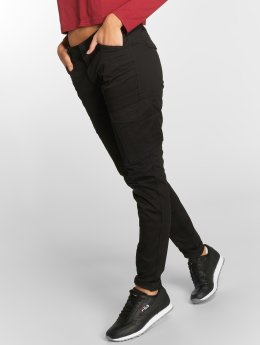 G-Star Reisitaskuhousut Rovic Mid Skinny musta