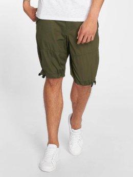 G-Star shorts Rovic-B DC Premium Twill Loose 1/2  groen