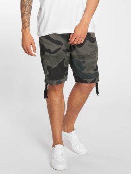 G-Star Rovic-B DC Premium Twill Authentic AO Loose 1/2 Shorts Graphite/Black