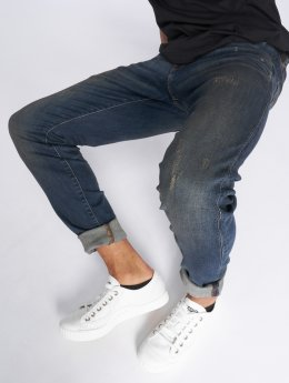 G-Star Skinny Jeans 3301 Elto blau