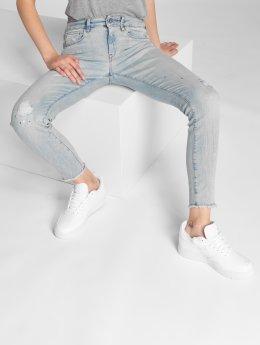 G-Star Skinny jeans 3301 Deconst blauw