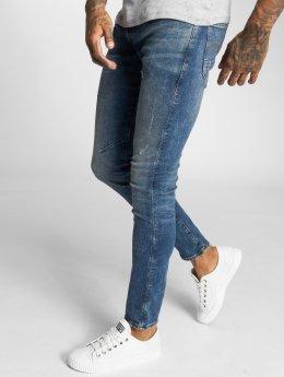 G-Star Skinny jeans D-Staq 5-Pkt blauw