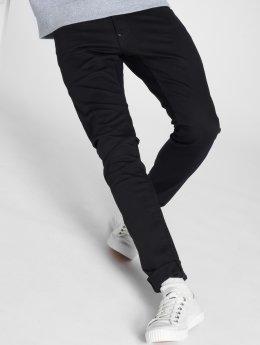 G-Star Skinny Jeans Revend schwarz