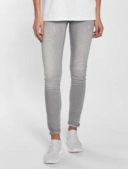 G-Star Skinny Jeans Lynn Mid Tricia Superstretch szary